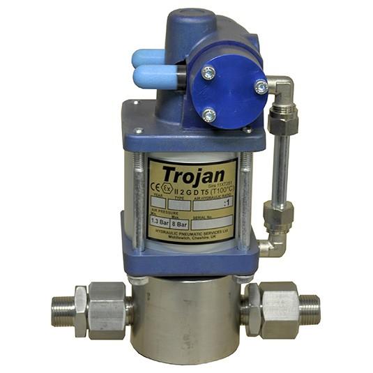 Trojan Type 'J' 1