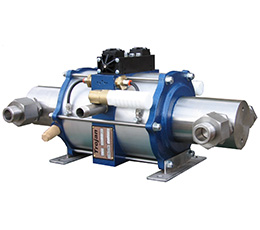 Trojan – Type 'MD' Double Acting High Pressure Pumps