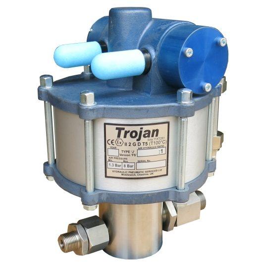 Trojan Type M